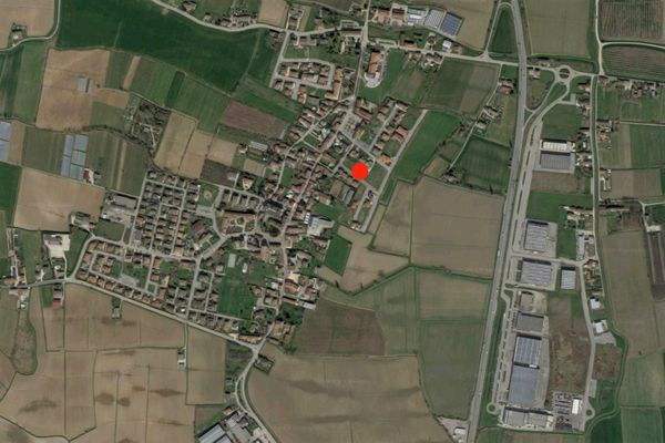 Immagine n0 - Planimetria - Vista aerea - Asta 6532
