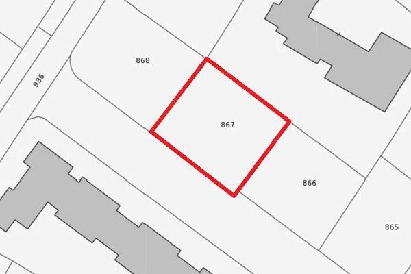 Immagine n1 - Planimetria - Estratto di mappa - Asta 6532