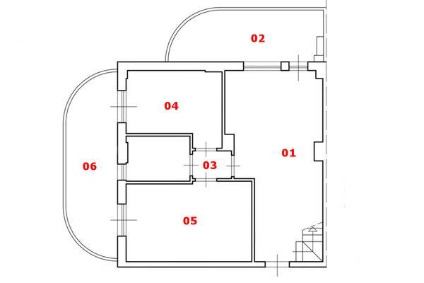 Immagine n0 - Planimetria - Piano secondo - Asta 6561