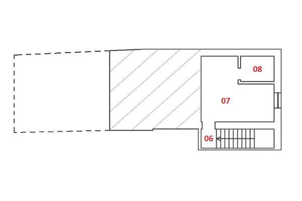 Immagine n2 - Planimetria - Piano primo - Asta 6575
