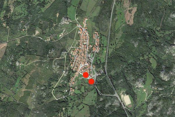 Immagine n0 - Planimetry - Aerial view - Asta 6576