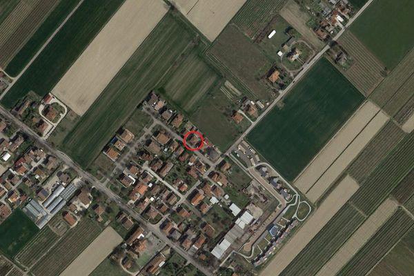 Immagine n0 - Planimetria - Vista aerea - Asta 6630