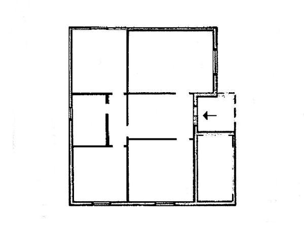 Immagine n1 - Planimetria - Piano terra - Asta 6630