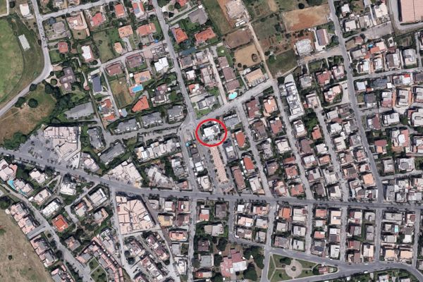 Immagine n0 - Planimetria - Vista aerea - Asta 6655