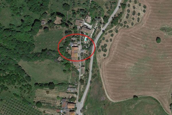Immagine n0 - Planimetria - Vista aerea - Asta 6660