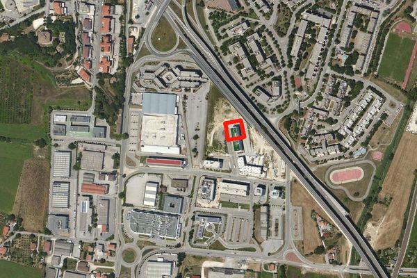 Immagine n0 - Planimetria - Vista aerea - Asta 667