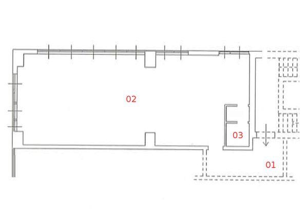 Immagine n2 - Planimetria - Piano quarto - Asta 667