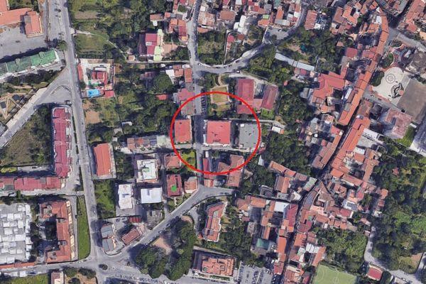 Immagine n0 - Planimetria - Vista aerea - Asta 6681