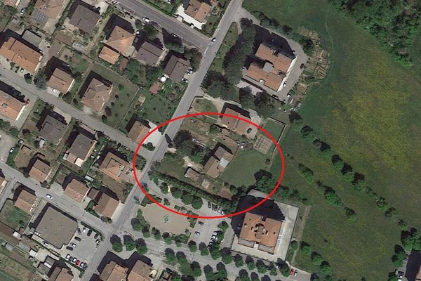 Immagine n0 - Planimetry - Aerial view - Asta 6683