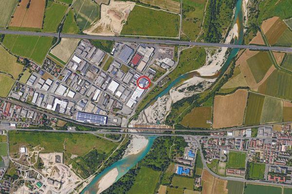 Immagine n0 - Planimetria - Vista aerea - Asta 6718