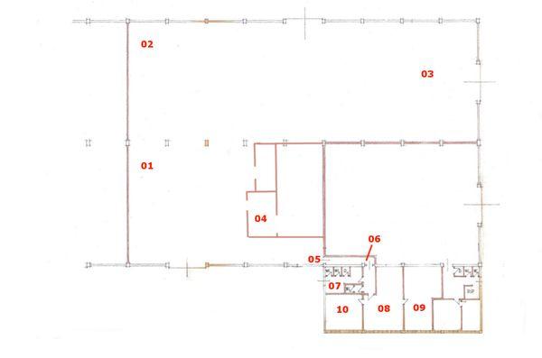 Immagine n0 - Planimetria - Piano terra - Asta 6718