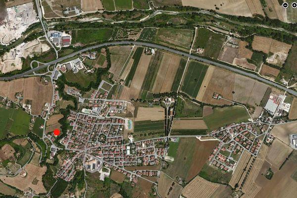 Immagine n0 - Planimetria - Vista aerea - Asta 673