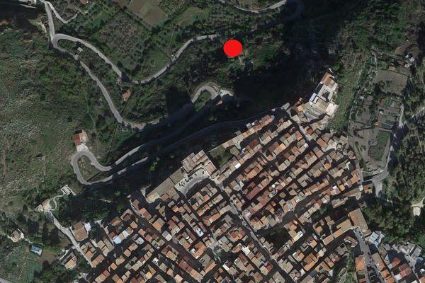 Immagine n0 - Planimetria - Vista aerea - Asta 6731