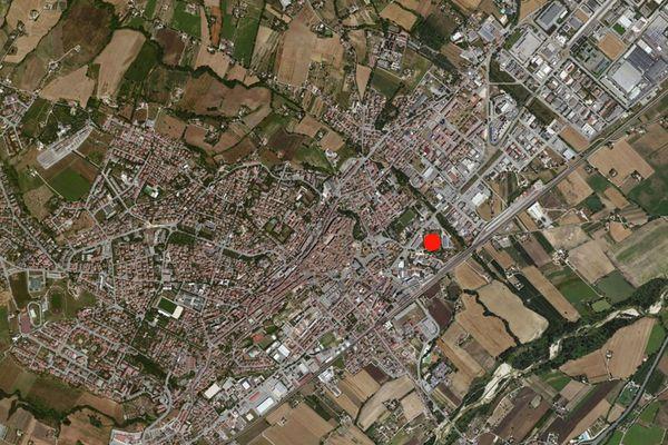 Immagine n0 - Planimetria - Vista aerea - Asta 675