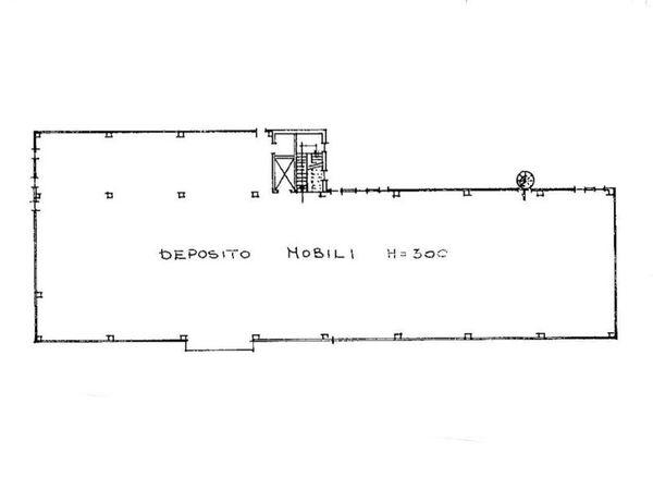 Immagine n3 - Planimetria - Piano primo - Asta 6757
