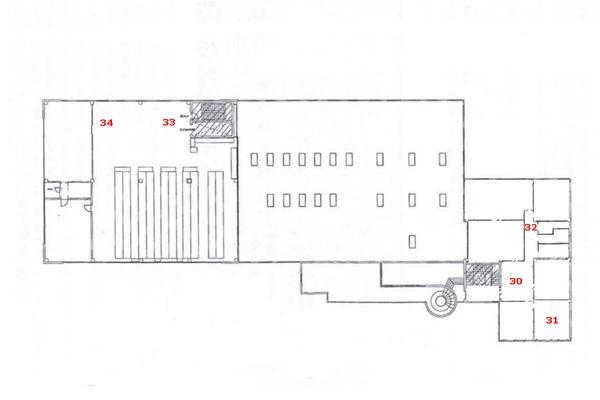 Immagine n0 - Planimetry - Second floor - Asta 6777