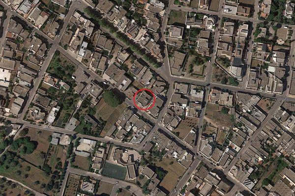 Immagine n0 - Planimetria - Vista aerea - Asta 6803