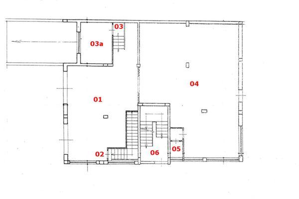 Immagine n0 - Planimetria - Piano terra - Asta 6803