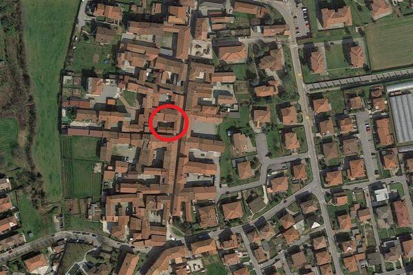 Immagine n0 - Planimetria - Vista aerea - Asta 6805