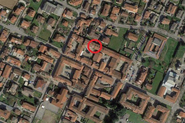 Immagine n0 - Planimetria - Vista aerea - Asta 6808