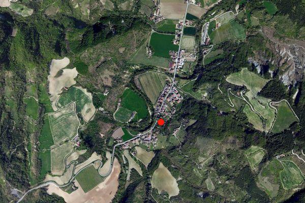Immagine n0 - Planimetria - Vista aerea - Asta 684