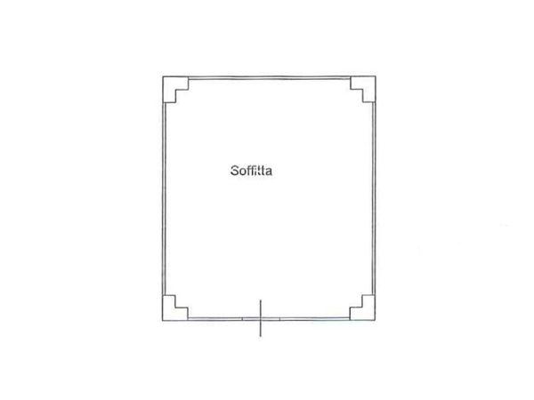 Immagine n2 - Planimetria - Piano primo - Asta 6860