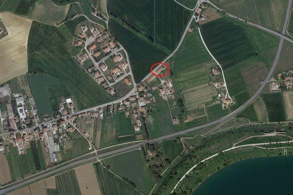 Immagine n0 - Planimetria - Vista aerea - Asta 6861