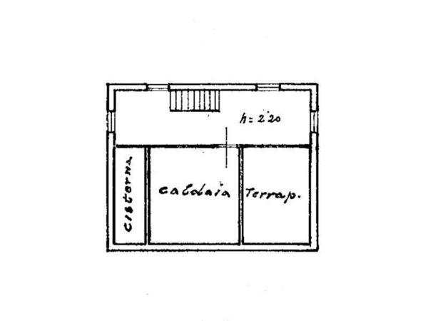 Immagine n2 - Planimetry - Basement - Asta 6886