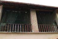 Immagine n4 - Appartamento su due piani con box, deposito e tettoia - Asta 6924
