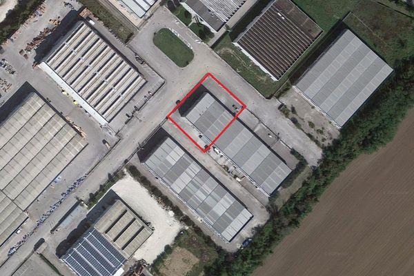 Immagine n0 - Planimetria - Vista aerea - Asta 6932