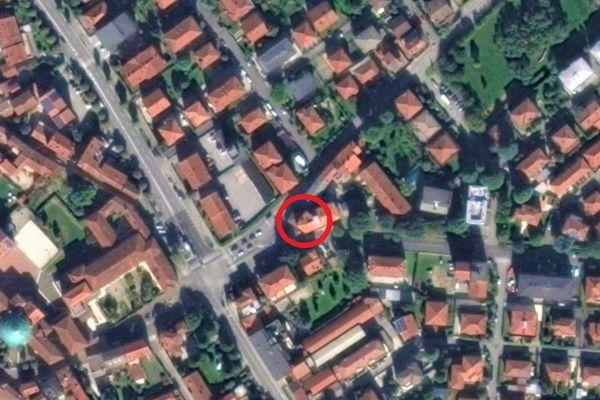 Immagine n0 - Planimetria - Vista aerea - Asta 6955