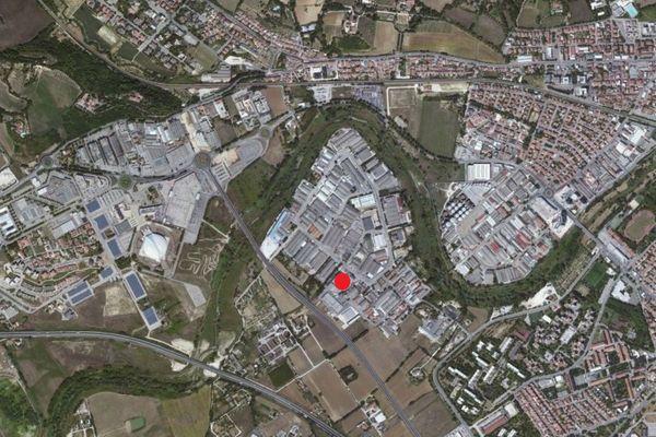 Immagine n1 - Planimetria - Vista aerea - Asta 696