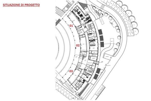 Immagine n0 - Planimetria - Piano terra - Asta 6984