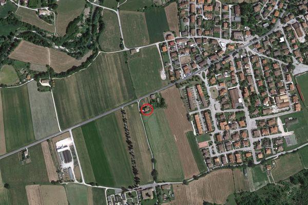 Immagine n0 - Planimetria - Vista aerea - Asta 7004