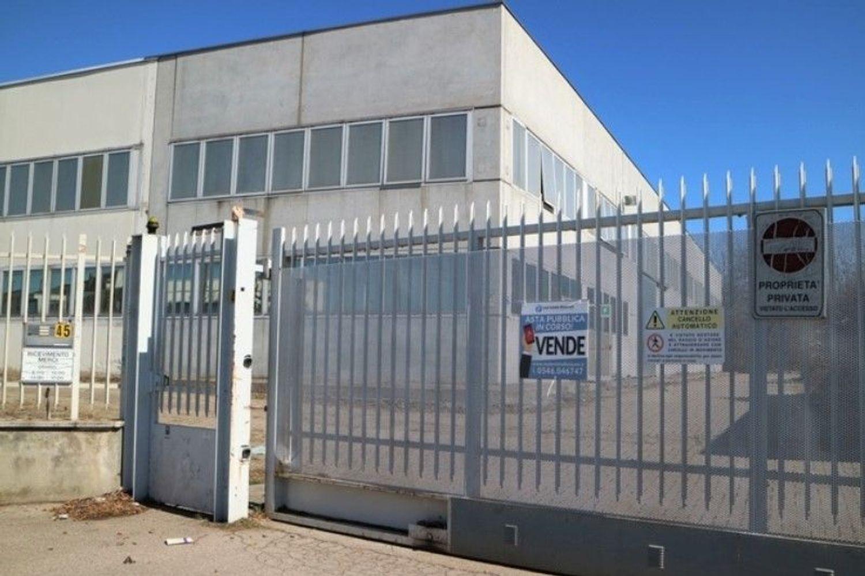 #7006 Opificio artigianale con vasche di depurazione