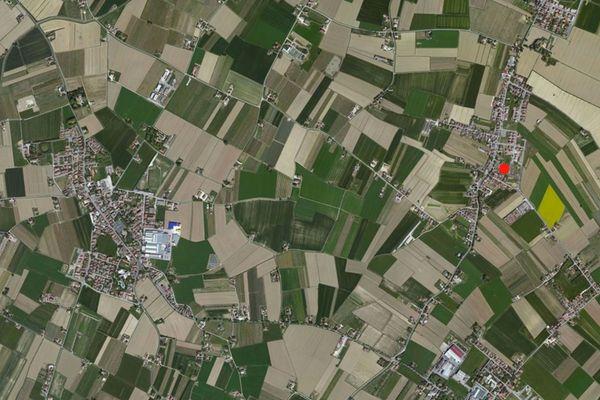 Immagine n0 - Planimetria - Vista aerea - Asta 701