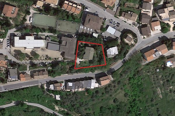 Immagine n0 - Planimetry - Aerial view - Asta 7010