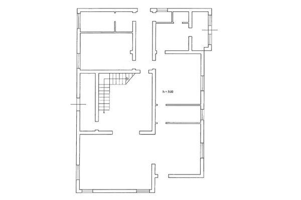 Immagine n0 - Planimetry - Ground floor - Asta 7010