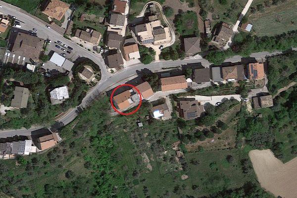 Immagine n0 - Planimetria - Vista aerea - Asta 7012