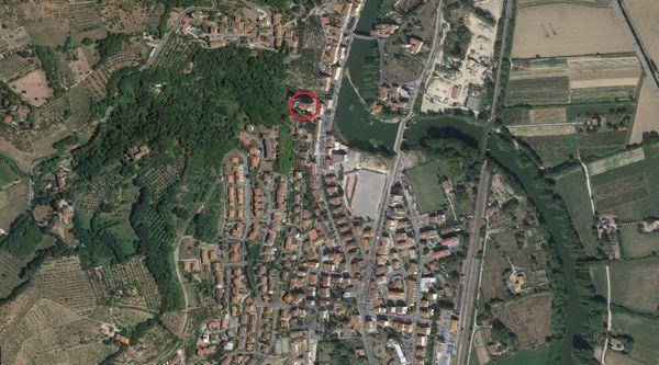 Immagine n0 - Planimetria - Vista aerea - Asta 7025