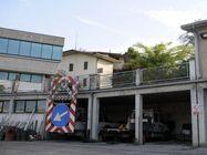 Immagine n2 - Piazzale edificabile con fabbricati - Asta 703