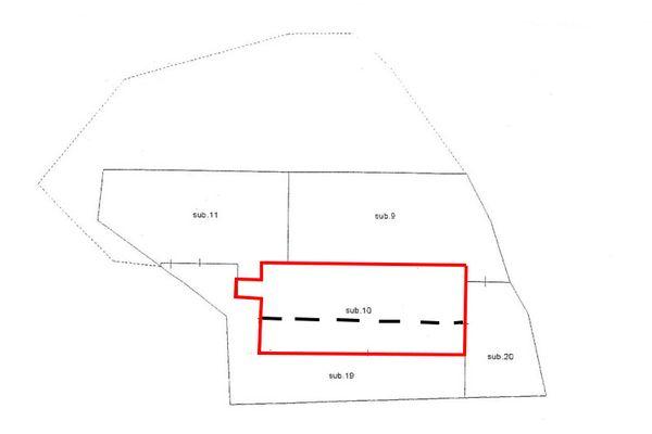 Immagine n1 - Planimetria - Elaborato planimetrico - Asta 7035