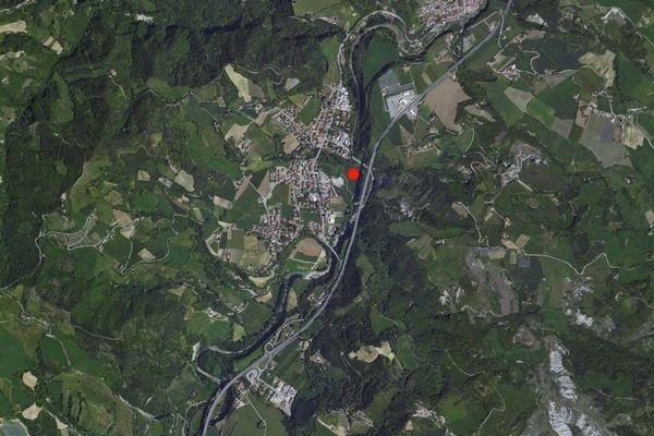 Immagine n0 - Planimetria - Vista aerea - Asta 704