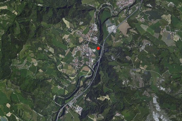 Immagine n0 - Planimetry - Aerial view - Asta 704