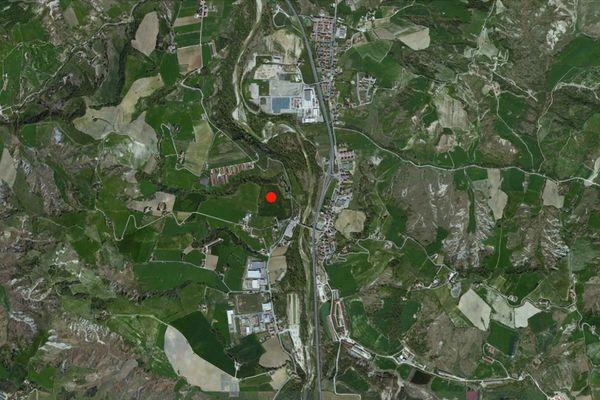 Immagine n0 - Planimetria - Vista aerea - Asta 706