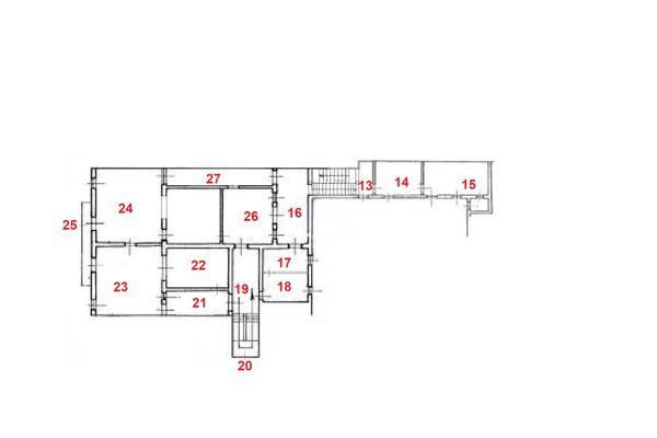 Immagine n0 - Planimetria - Piano Primo - Asta 7062