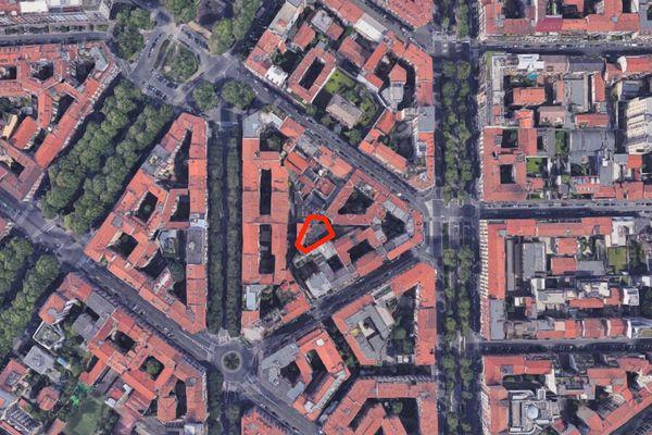 Immagine n0 - Planimetry - Aerial view - Asta 7077