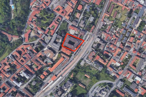 Immagine n0 - Planimetry - Aerial view - Asta 7081