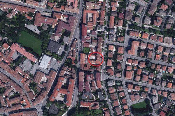 Immagine n0 - Planimetry - Aerial view - Asta 7095