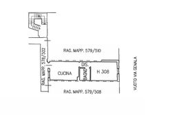 Two room apartment with cellar  sub      - Lot 7100 (Auction 7100)